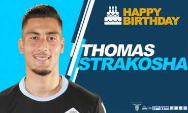 SUPRIZA NGA KLUBI I LACIO-s/ Gëzuar ditëlindjen Thomas (FOTO)