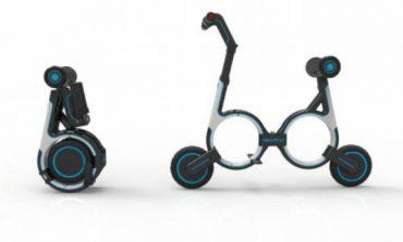 Arrin biçikleta elektrike e së ardhmes që mund të mbahet në çantë