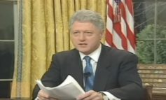 Fjalimi i Presidentit Clinton që ndryshoi historinë e Kosovës (VIDEO)