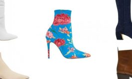 7 modele të reja të çizmeve për pranverë (FOTO)