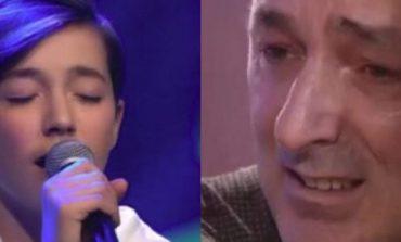 """Djaloshi që  mahniti jurinë në """"The Voice Kids"""" në Gjermani (VIDEO)"""