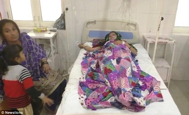 Dhuna nuk ndalon as për 8 mars / Lindi vajzë, burri i hedh acid gruas në gjumë