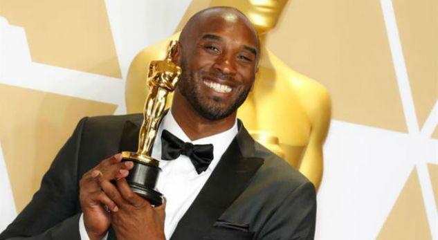 Kobe Bryant fiton një Oscar