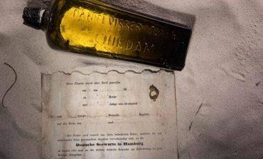 Australi, gjendet mesazhi më i vjetër në shishe (Video)
