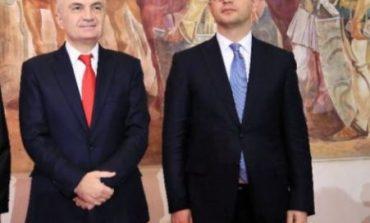 PAKTI DETAR/ Ditmir Bushati zbut tensionet: Jemi një skuadër me Metën