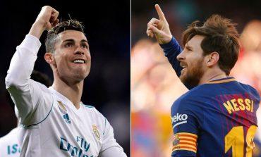 """Messi-Ronaldo/ 9 javë të mbetura dhe """"Pichichi"""" mes dy legjendave"""