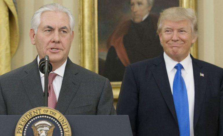 E FUNDIT/ Presidenti Donald Trump shkarkon nga detyra Rex Tillerson, ja kush e zëvendëson