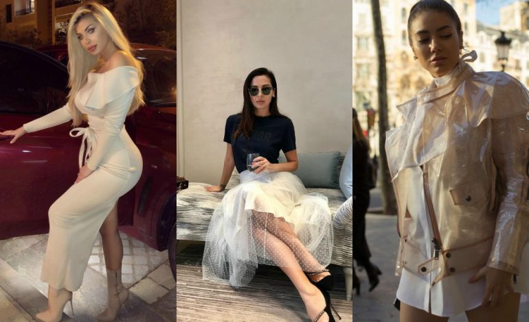 Kush është veshur më bukur këtë javë? 5 të famshmet shqiptare më me stil të javës (FOTO)