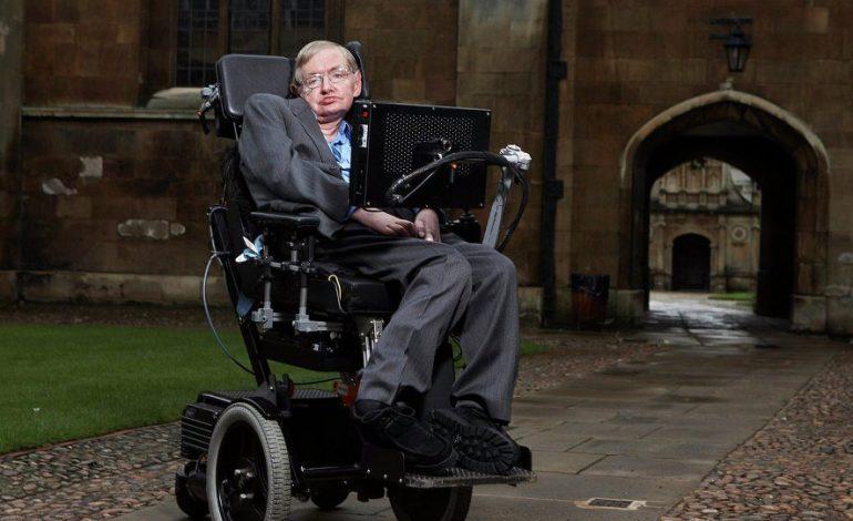 U nda nga jeta sot/ Jeta e Hawking: Shkenca është fati im!