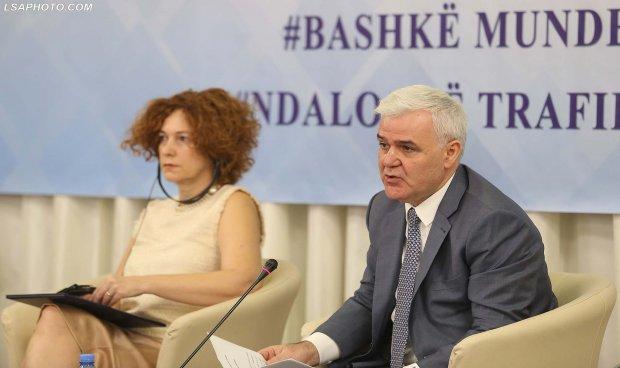 Takimi me ambasadorët e vendeve të BE/ Ministri Xhafaj: Jemi në rrugën e duhur