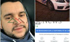 Frytet e para të vendimit të sotëm të KE. Shqiptari në Bruksel nxjerr në shitje për 1€ makinën e POLICISË! (FOTO)