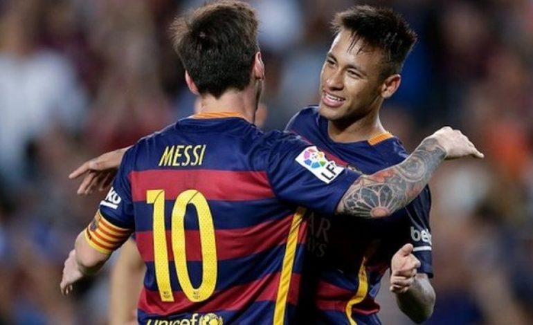 Messi – Neymarit: Bashkoju Manchester Unitedit