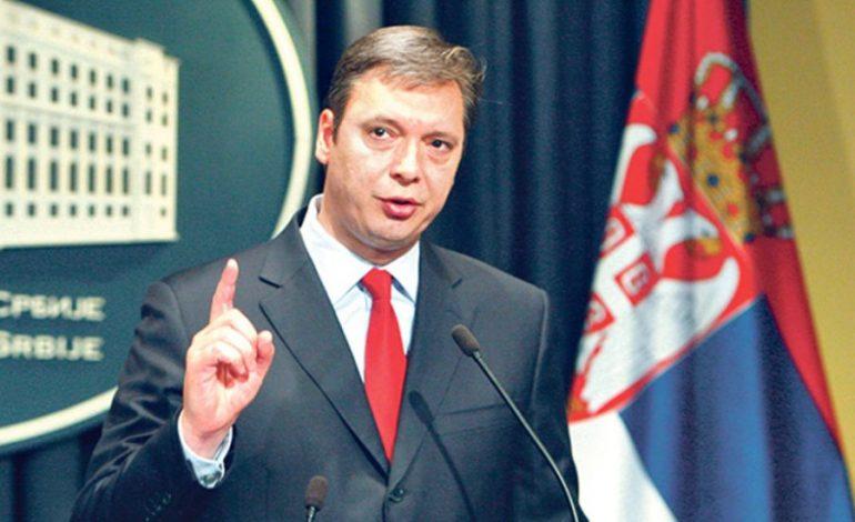 Presidenti Vuçiç: Pa një zgjidhje për Kosovën, kriza e parë do të na vrasë