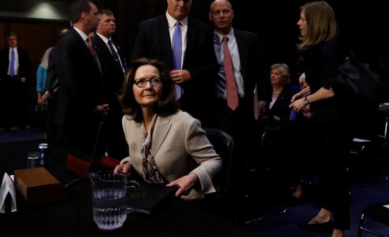 Komisioni i senatit mbështet zonjën Haspel për drejtore të CIA-s