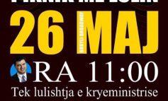 Ironia e rrjetit për PROTESTËN: Me 26 maj, të gjithë në piknik me muzikë live: Dj Babalja....