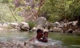 VIDEO +18/ Momenti tronditës: U hodhën për të shpëtuar shokun, mbyten në lum tre të rinj
