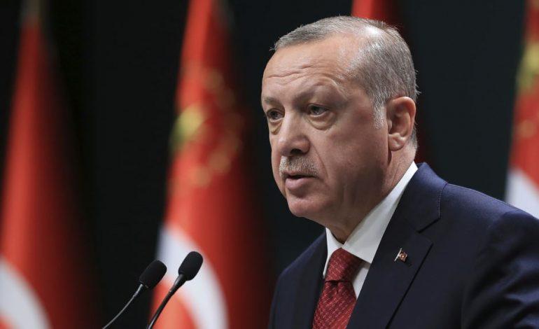 Kundër Trump, Erdogan nis telefonatat diplomatike për Palestinën