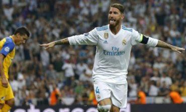 Serxho Ramos thumbon Barcelonën dhe Bajernit: Ne flasim në fushë!