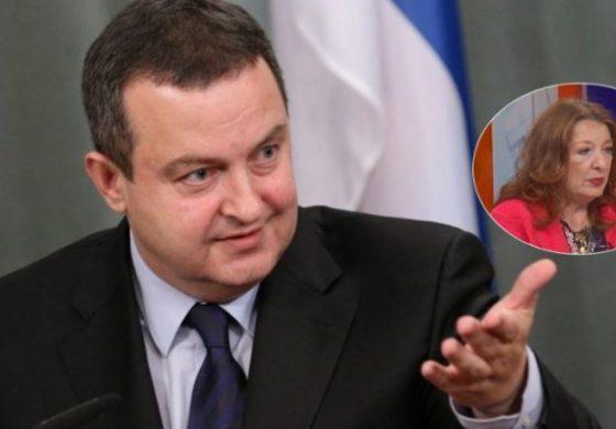 Gazetarja serbe, Daçiçit: Tani është vonë, shqiptarët kanë pasur lobues që nga vitet 80-ta
