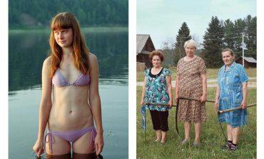 """Gratë që """"bëjnë ligjin"""" në fshatrat e humbur të Rusisë (FOTO)"""