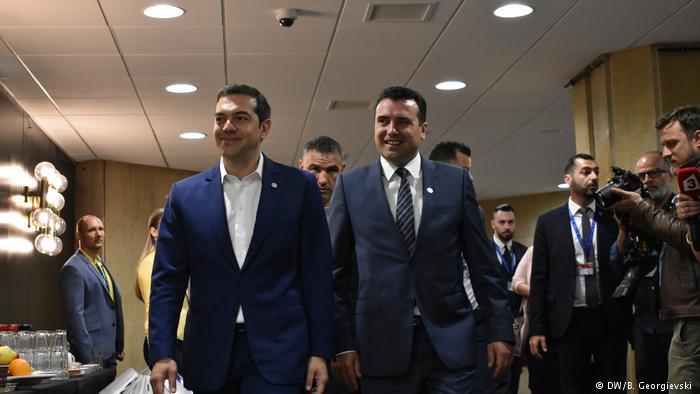 Zaev: Marrëveshja për emrin hap perspektiven evropiane të Maqedonisë