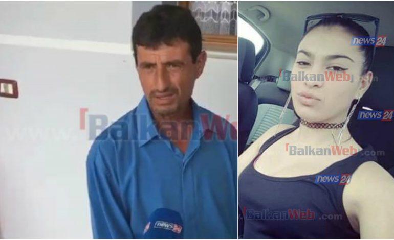 FOTO/ Vdiq e vetme në një shtrat spitali, kush është Anxhela Meçani, vajza që u masakrua në Itali
