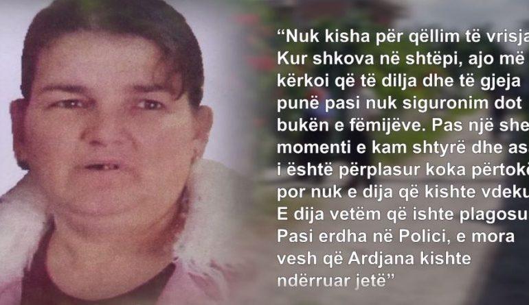VRAU GRUAN NË DURRËS/ Çlirim Shaholli pranon vrasjen: Më tha të gjeja punë dhe e shtyva… (VIDEO)