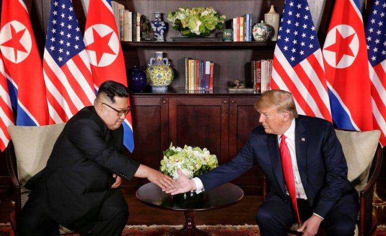 Diplomacia e Trumpit në takimin me Kim Jong Un dhe para aleatëve të G7