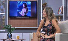 """Eva Murati KAPET MAT! Shikoni çfarë bën në emision sapo """"FIKEN"""" kamerat (VIDEO)"""