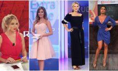 Si u veshën moderatoret shqiptare këtë javë? Nga Rudina tek Ilda, cila ishte më e bukura... (FOTO)