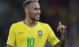 Neymar e merr seriozisht ndeshjen me Meksikën, stërvitet me një... (FOTO)
