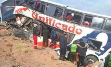 Bolivi: Aksidenti me autobus lë 17 të vdekur dhe 30 të plagosur