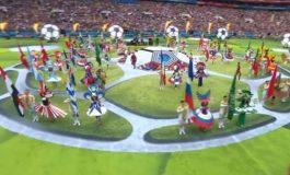 """Nis Kampionati Botëror """"Rusi 2018"""", performancë madhështore në Luzhniki Stadium (FOTO)"""