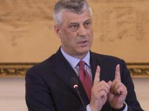 Thaçi: Të jemi bashkë në dialogun me Serbinë