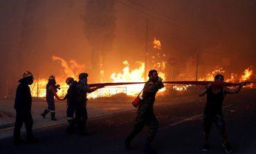 THELLOHET BILANCI i viktimave nga zjarri në Greqi. Shkon në 82 numri i të vdekurve, 2 prej tyre shqiptarë