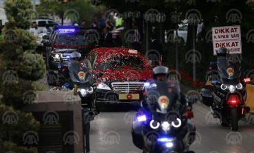 Përfundoi një sistem me betimin e Erdogan, shikoni çfarë ndodhi pas largimit të tij nga Parlamenti (FOTOT)