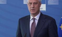 RAPORTI I BE PËR KOSOVËN/ Thaçi: Sot ka filluar shembja e murit të izolimit të kosovarëve