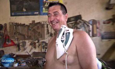 Një 56-vjeçar nga Bosnja po habit botën, posedon energji që mund të... (VIDEO)