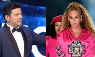Kur ta bën qejfin Beyonce! Ermal Mamaqi i kërkon këngëtares të kërcejnë napolonin... (VIDEO)