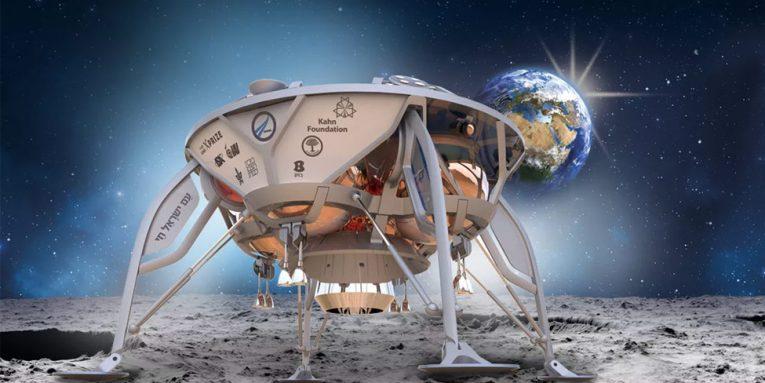 KËRKIMET HAPSINORE/ Izraeli bëhet gati të nisi anije kozmike në Hënë