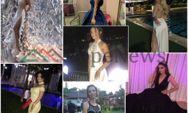 """""""MATURA 2018""""/ Kush SHKËLQEU më shumë në mbrëmje?! VOTONI bukuroshen që... (FOTO)"""