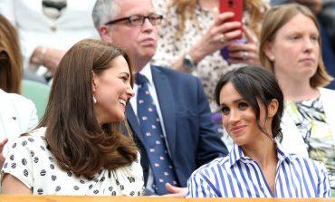 Meghan dhe Kate/ Dy kunatat bashkë për herë të parë në publik pa bashkëshortët dhe duken si... (FOTO)