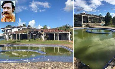 Si ka përfunduar rezidenca gjigande e Pablo Escobar 25 vite pas vdekjes së tij