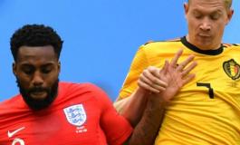 """Lojtari i Anglisë me çorape me vrimë në ndeshjen kundër Belgjikës, """"plas"""" gallata në internet"""