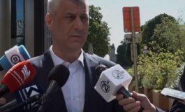 Thaçi pas takimit me Mogherinin: Serbia ende na konsideron pjesë të saj