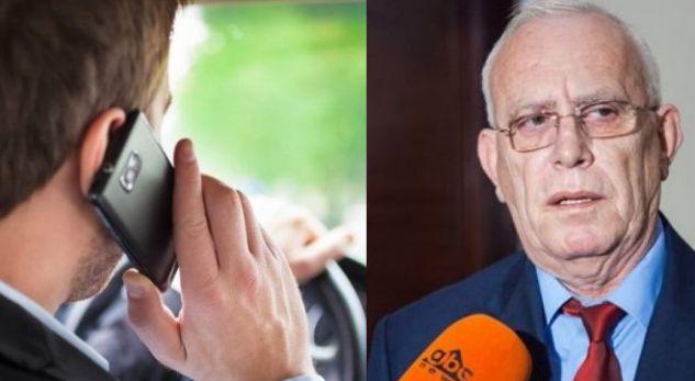 """10-fishim i gjobave kur kapesh me celular në Shqipëri? Braho """"shfryn vrullin"""" e PS-së"""