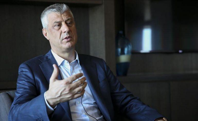 INTERVISTA/ Thaçi: Kosova do të marrë lajme të mira për liberalizimin e vizave