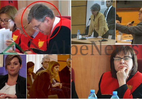 """VETTINGU/ Gjyqtarët dhe Prokurorët që """"KALUAN"""" ose """"NGECËN"""" në sistemin e drejtësisë. Çfarë pritet të ndodhë... (LISTA)"""