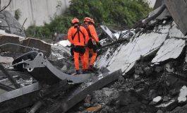 SHEMBET URA NË GENOVA/ Kërkim me dron për gjetjen e të mbeturve nën rrënoja (VIDEO)
