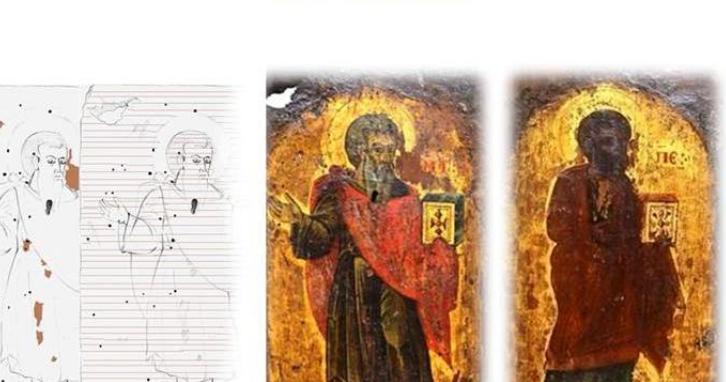 RESTAURIMI I IKONAVE NË BERAT/ FOTO: Si do t'i rikthehen identitetit të tyre 5 krijimet